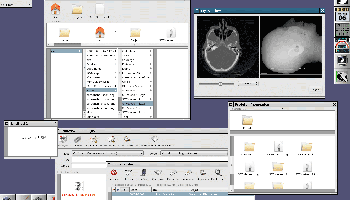 MidnightBSD 0.1 Screenshot